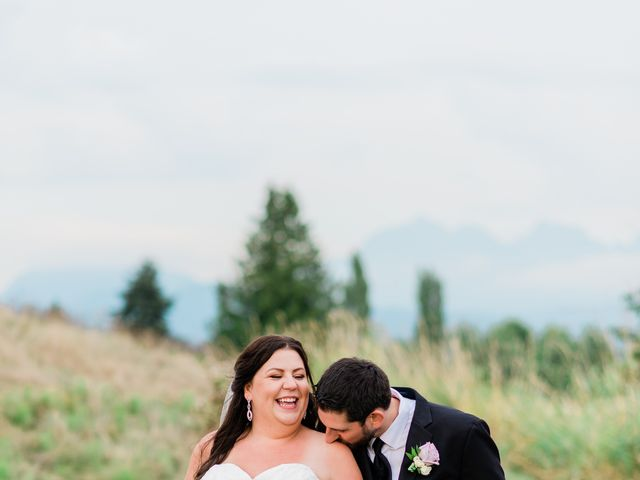 Alex and Shelby's wedding in Pitt Meadows, British Columbia 26