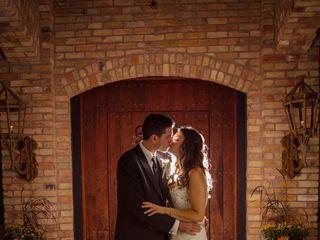The wedding of Tamara and Derek