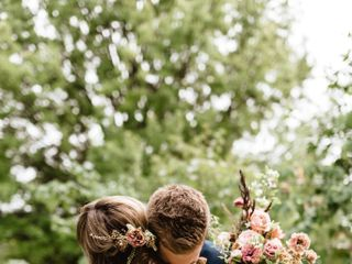 The wedding of Carlie and Simon 2
