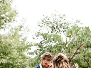 The wedding of Carlie and Simon 3