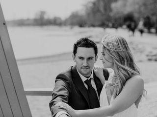 The wedding of Terri and Joel 1