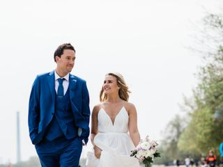 The wedding of Terri and Joel 2