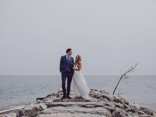 The wedding of Terri and Joel