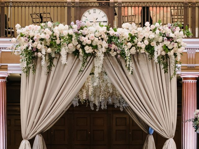 Bill and Bronte's wedding in Toronto, Ontario 10