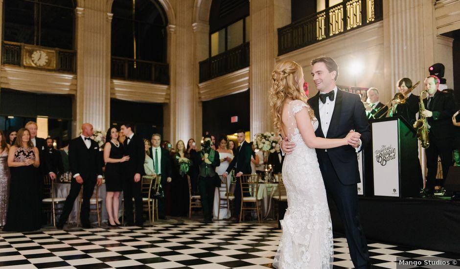 Bill and Bronte's wedding in Toronto, Ontario