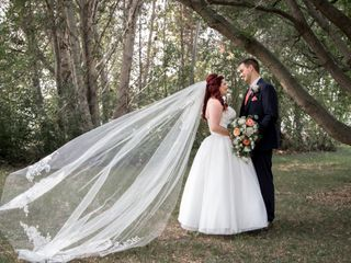 The wedding of Kaitlin and Lane