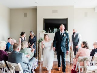 The wedding of Alana and Tyrone