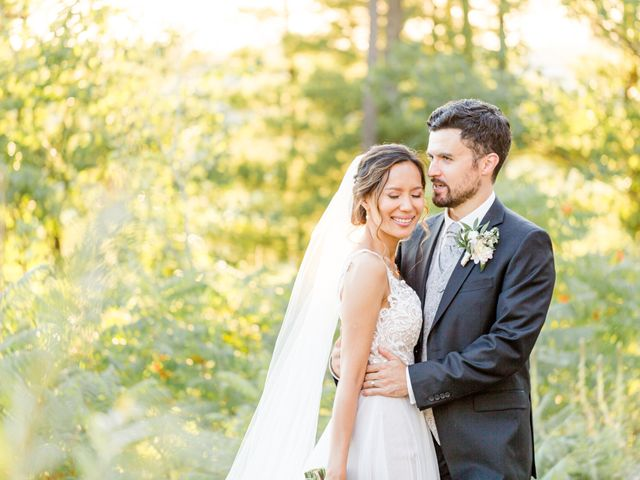 The wedding of Marriette and Maxime