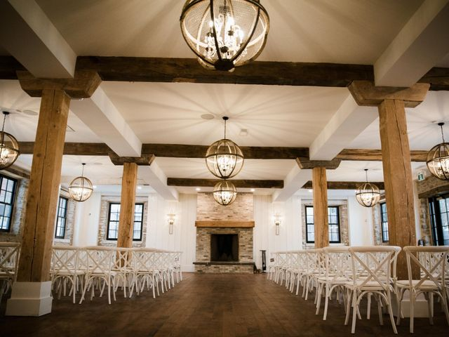 Elias and Kyrie's wedding in Elora, Ontario 1