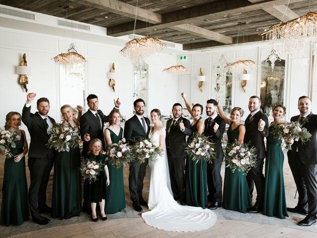 Elias and Kyrie's wedding in Elora, Ontario 16
