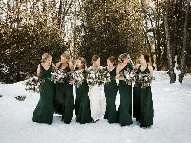 Elias and Kyrie's wedding in Elora, Ontario 18