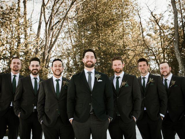 Elias and Kyrie's wedding in Elora, Ontario 20