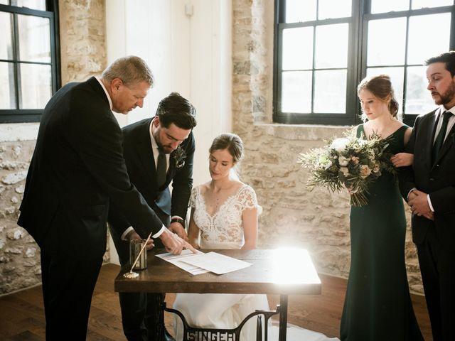 Elias and Kyrie's wedding in Elora, Ontario 22