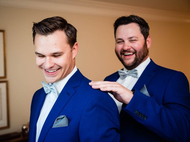 Rachael and Rob's wedding in Kerwood, Ontario 6
