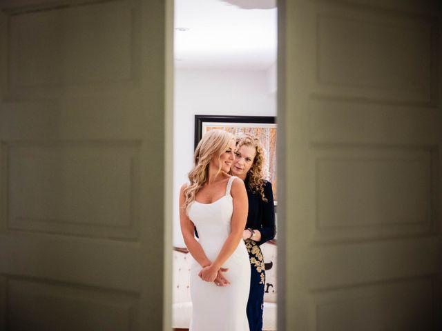 Rachael and Rob's wedding in Kerwood, Ontario 15