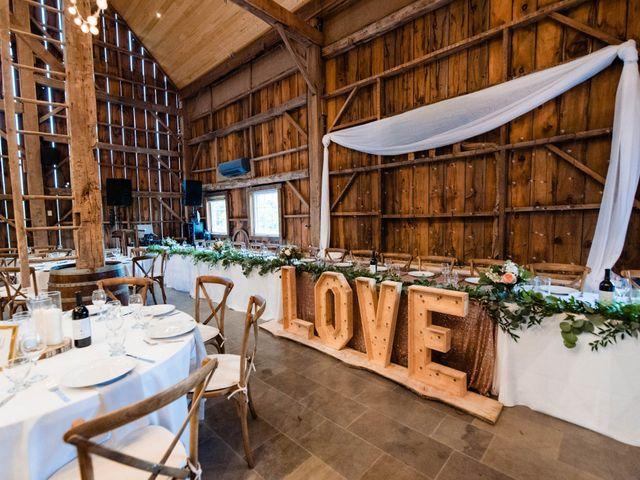 Rachael and Rob's wedding in Kerwood, Ontario 21