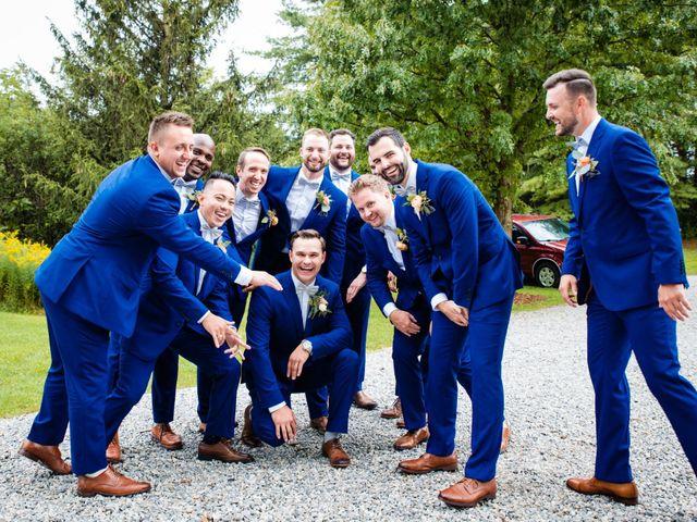 Rachael and Rob's wedding in Kerwood, Ontario 24