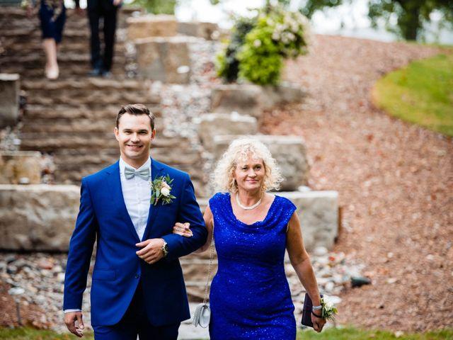 Rachael and Rob's wedding in Kerwood, Ontario 25