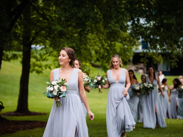 Rachael and Rob's wedding in Kerwood, Ontario 29