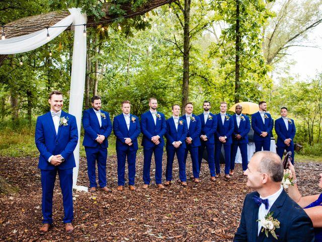 Rachael and Rob's wedding in Kerwood, Ontario 33