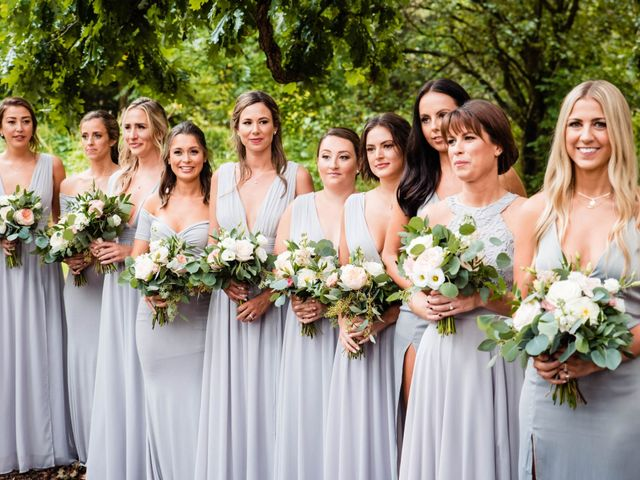 Rachael and Rob's wedding in Kerwood, Ontario 34
