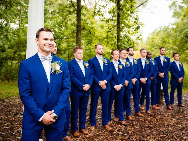 Rachael and Rob's wedding in Kerwood, Ontario 37