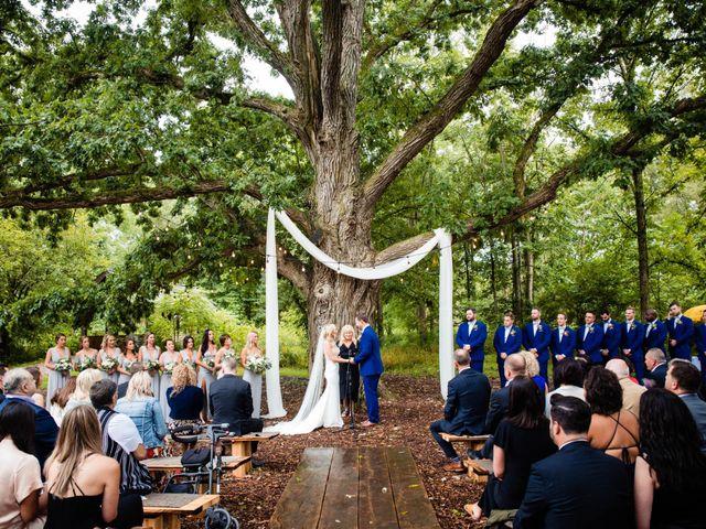 Rachael and Rob's wedding in Kerwood, Ontario 39