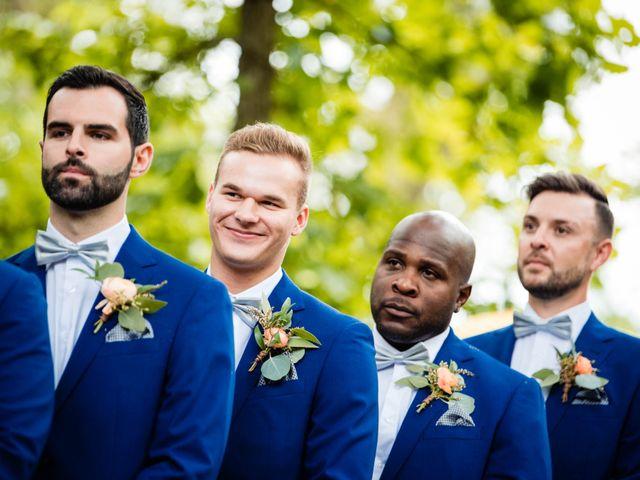 Rachael and Rob's wedding in Kerwood, Ontario 45