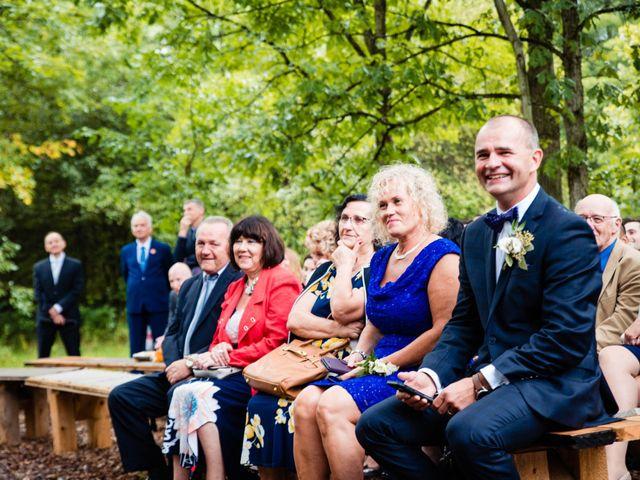 Rachael and Rob's wedding in Kerwood, Ontario 52