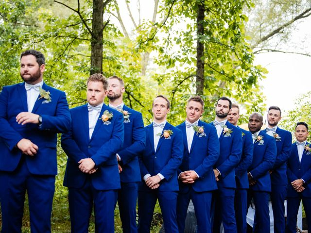 Rachael and Rob's wedding in Kerwood, Ontario 58