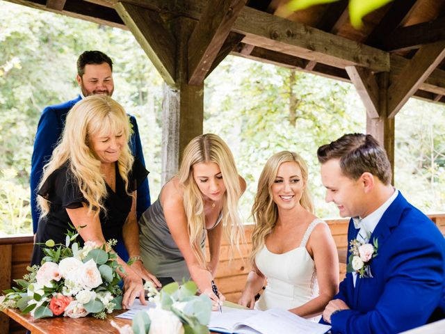 Rachael and Rob's wedding in Kerwood, Ontario 60