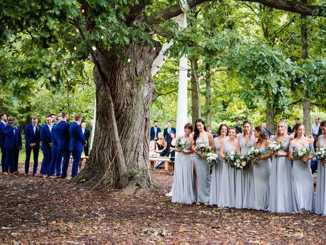 Rachael and Rob's wedding in Kerwood, Ontario 61