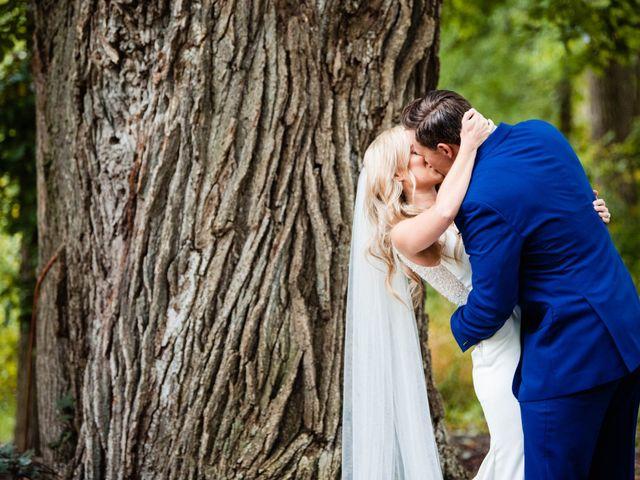 Rachael and Rob's wedding in Kerwood, Ontario 64
