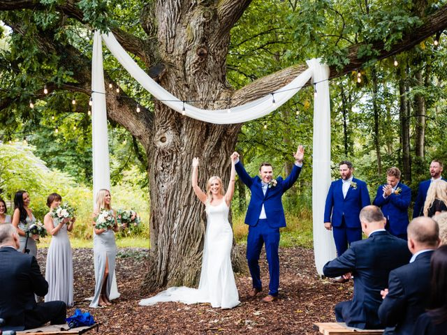 Rachael and Rob's wedding in Kerwood, Ontario 65