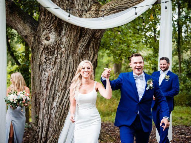 Rachael and Rob's wedding in Kerwood, Ontario 66