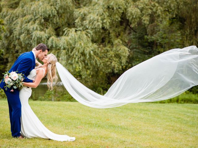 Rachael and Rob's wedding in Kerwood, Ontario 81