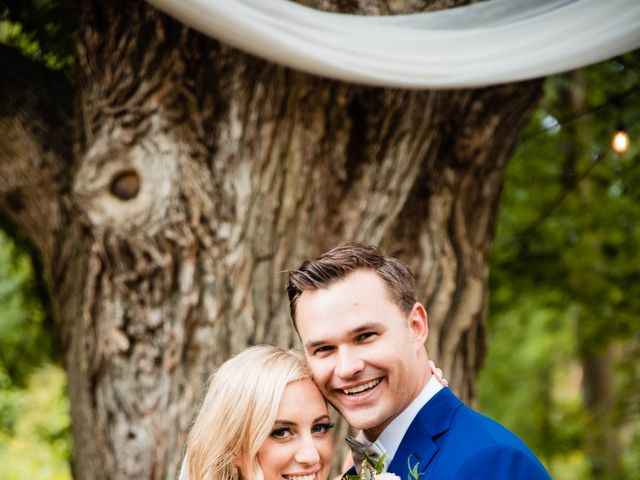 Rachael and Rob's wedding in Kerwood, Ontario 84