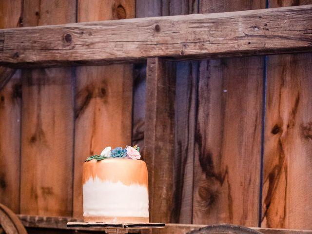 Rachael and Rob's wedding in Kerwood, Ontario 89
