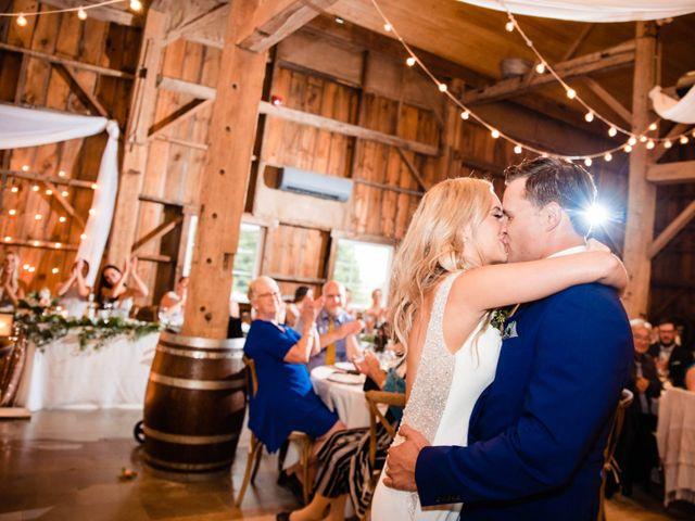 Rachael and Rob's wedding in Kerwood, Ontario 100