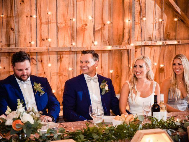 Rachael and Rob's wedding in Kerwood, Ontario 101