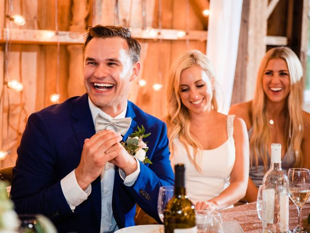 Rachael and Rob's wedding in Kerwood, Ontario 106