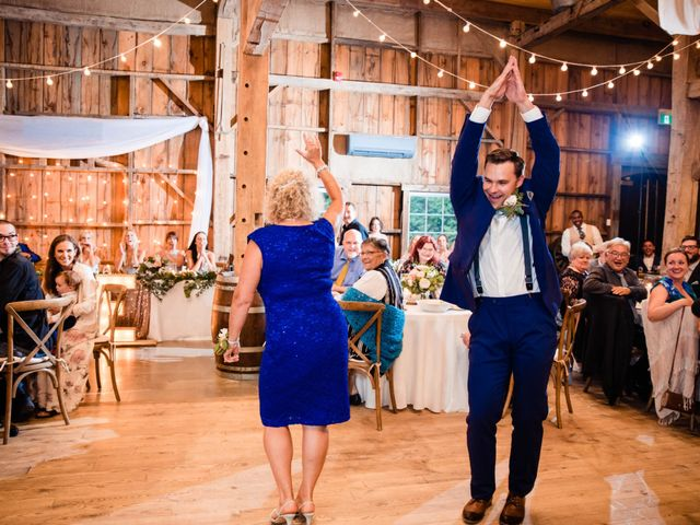 Rachael and Rob's wedding in Kerwood, Ontario 107