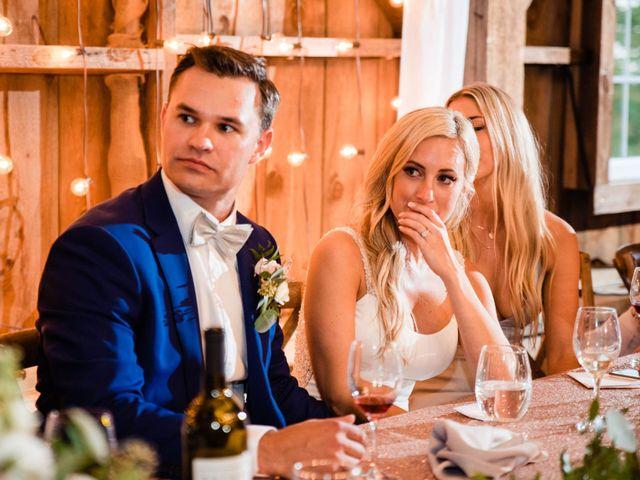 Rachael and Rob's wedding in Kerwood, Ontario 109