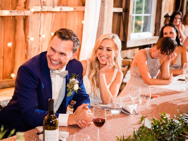 Rachael and Rob's wedding in Kerwood, Ontario 111