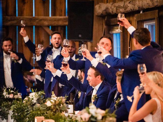 Rachael and Rob's wedding in Kerwood, Ontario 113