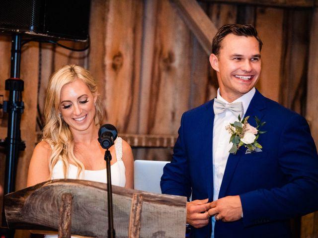 Rachael and Rob's wedding in Kerwood, Ontario 114