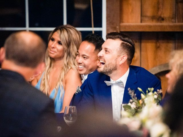 Rachael and Rob's wedding in Kerwood, Ontario 119