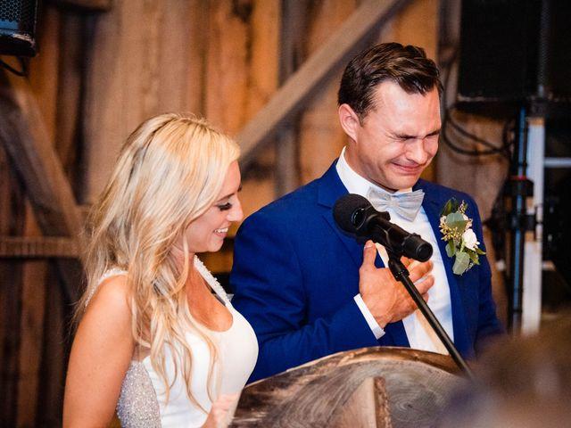 Rachael and Rob's wedding in Kerwood, Ontario 121