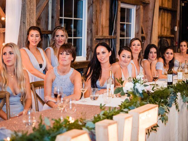 Rachael and Rob's wedding in Kerwood, Ontario 125