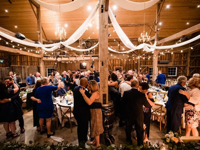 Rachael and Rob's wedding in Kerwood, Ontario 126